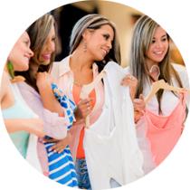 Ashley Nicole Style Shop 'til We Drop