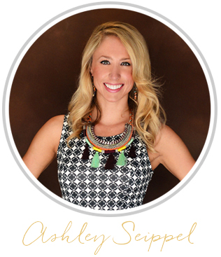 Ashley Seippel is a fashion stylist and wardrobe consultant